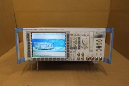 Rohde & Schwarz CMU 200 Radio Communication Bluetooth Tester 1100.0008.02